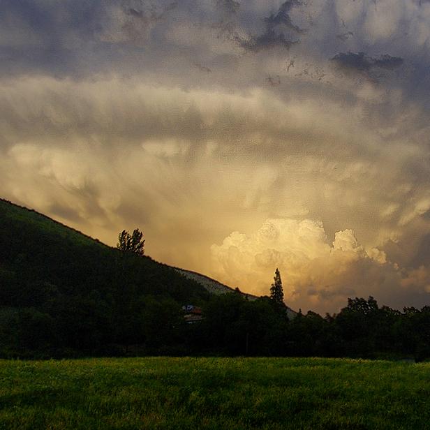 облакът