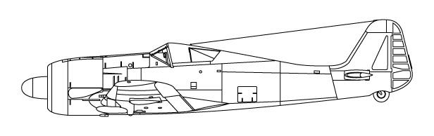 FW-190. Автор: Дима (Митяй)