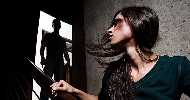 За домашното насилие